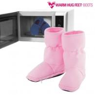 Bottes Réchauffables Micro Ondes Warm Hug Feet
