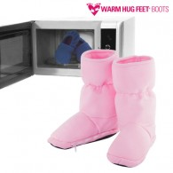 Warm Hug Feet Microwavable Boots