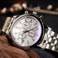 Reloj Unisex Acero Inoxidable