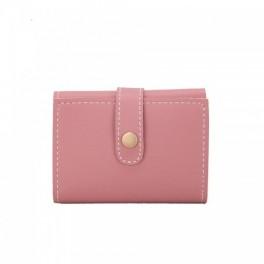 Ladies Pink Wallet
