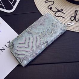 Women's Wallet Clutch Blue Dream