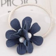 Coletero Flor de perla Azul