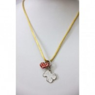 Collar Osito-Charms M6