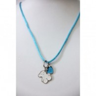 Collar Osito-Charms M5
