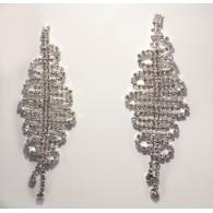 Pendientes Mujer Sinfonía con cristal