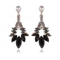 Ladies Earrings Crystal Symphony