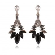 Pendientes Mujer Crystal Symphony