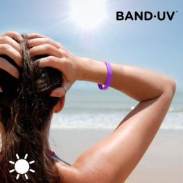 Pulsera para el sol UVA Band·UV