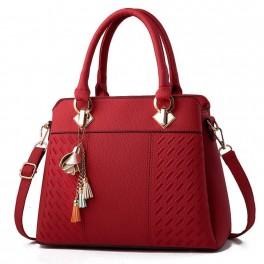 Bolso Mujer Antonella Red