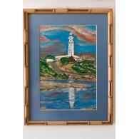 Peinture originale Faro de Trafalgar