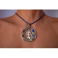 Ciondolo amuleto Namaste