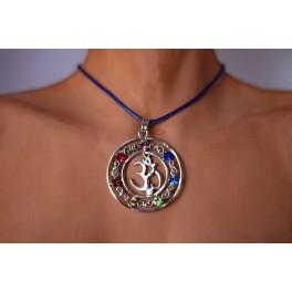 Colgante Amuleto Namasté