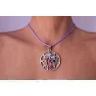 Pendentif amulette Manière