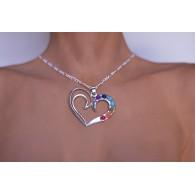 Ciondolo amuleto Love