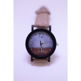Reloj Unisex Horizont Cork