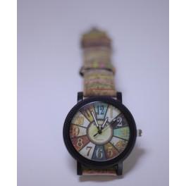 Orologio Unisex Rainbow Cork