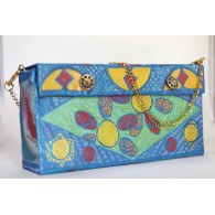 Handbag Blue Point