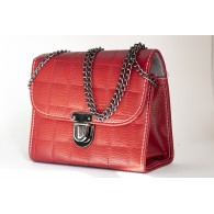 Women's handbag Paseo Red
