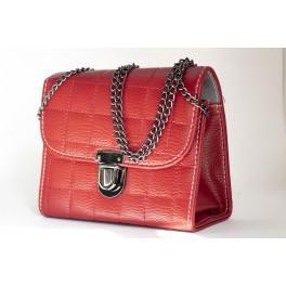 Women's handbag Paseo Red