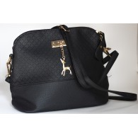 Women's Handbag Black Walk