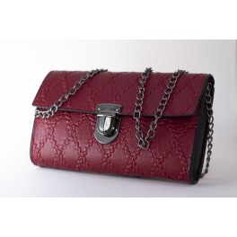 Bolsito Clutch Party Red