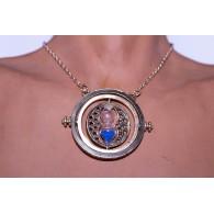 Ciondolo amuleto OM Cristal