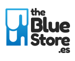 Logo de The Blue Store