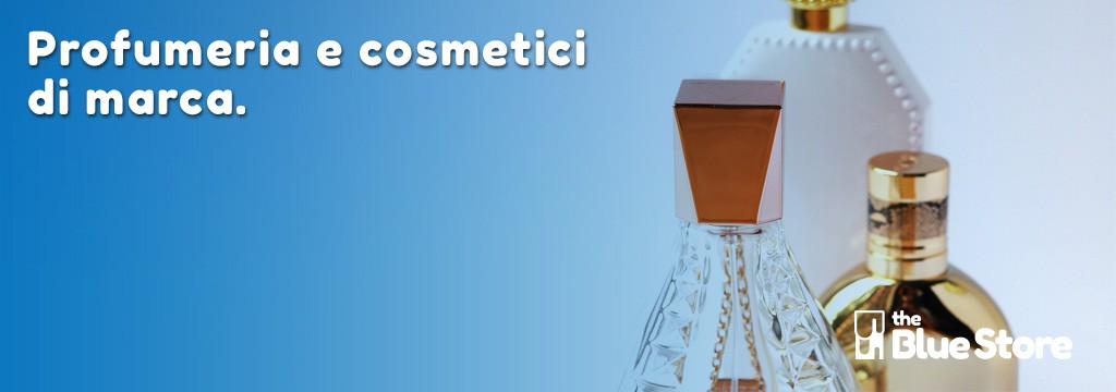 I migliori profumi e cosmetici di marca a The Blue Store.