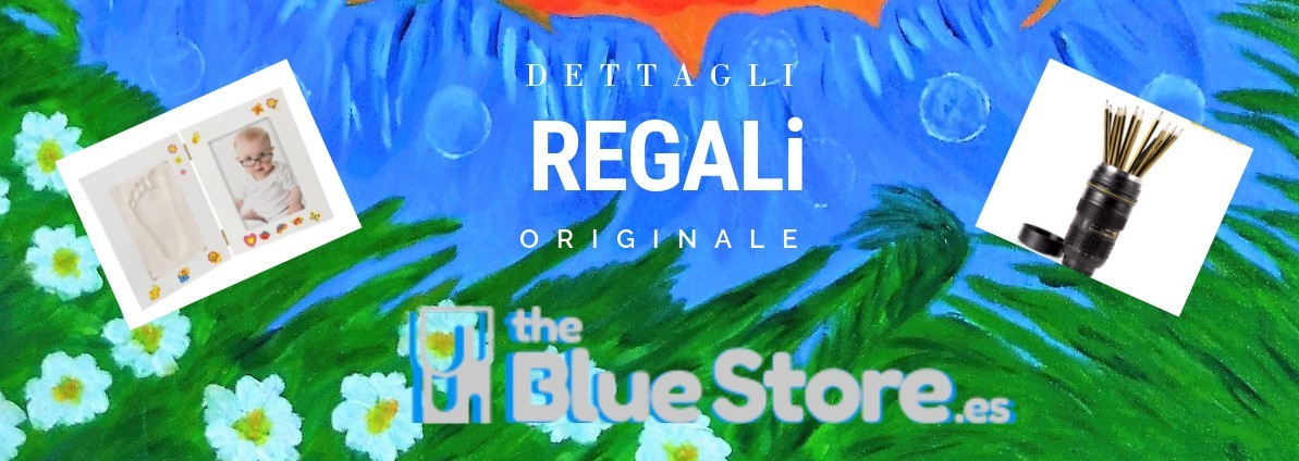 regali a The Blue Store
