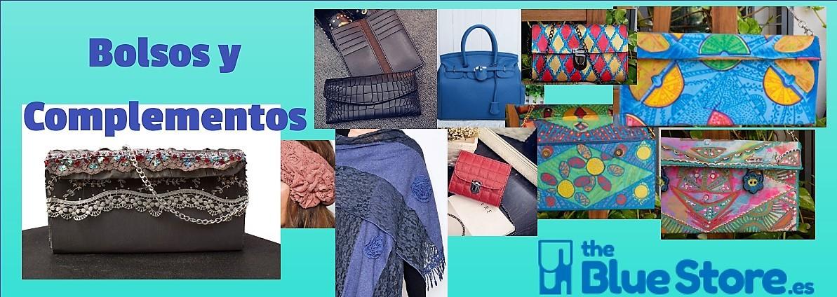 Bolsos, carteras y monederos en The Blue Store.