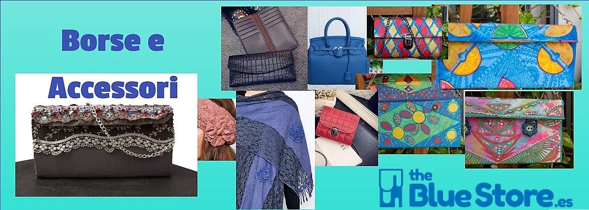 Borse e accessori presso il Blue Store